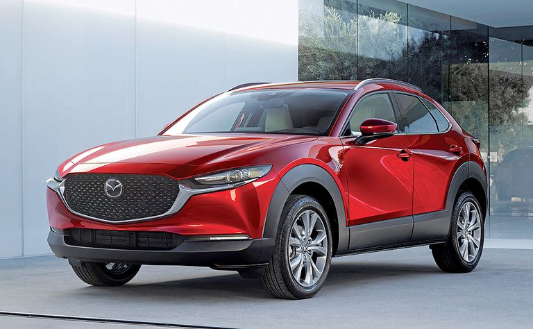 Mazda awaits crossover, boosts engines