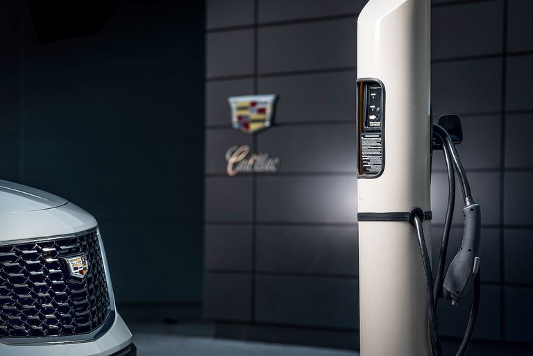 Cadillac requiring dealers to make $200,000 in upgrades for EVs