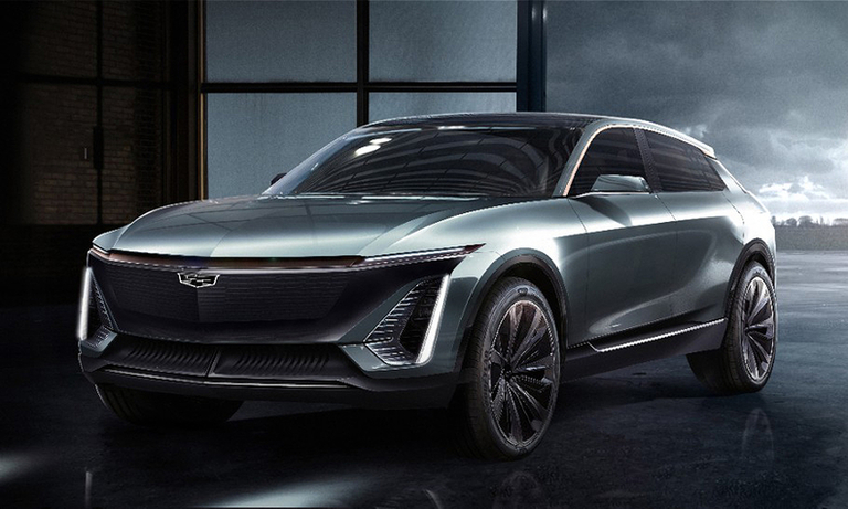 Cadillac to reveal midsize electric crossover in April