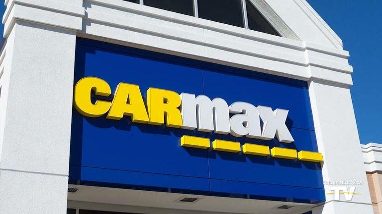 CarMax sign