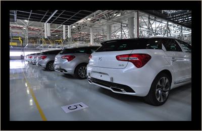 Baoneng to acquire PSA's Citroen DS plant