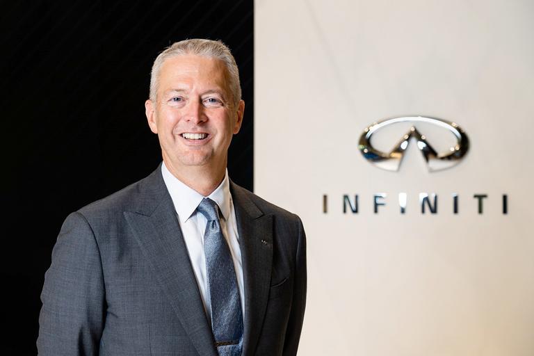 Infiniti taps Colleran as new global chief