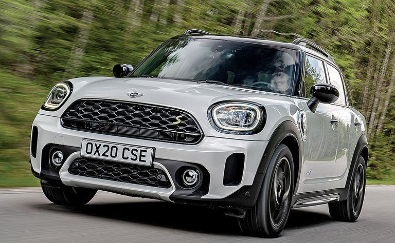 More crossovers join Mini lineup