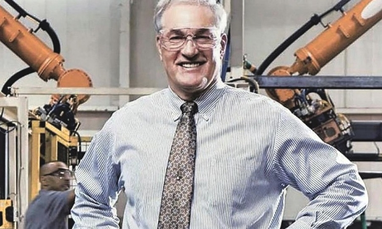 2019 Automotive Hall of Fame inductee: Richard E. Dauch