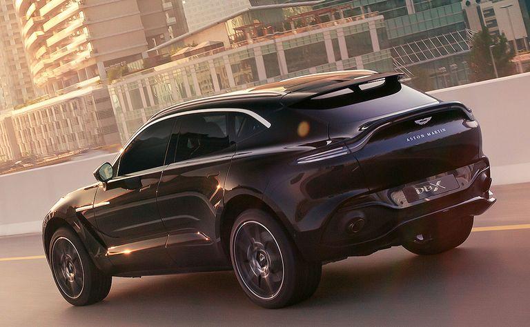 Aston Martin DBX family to grow