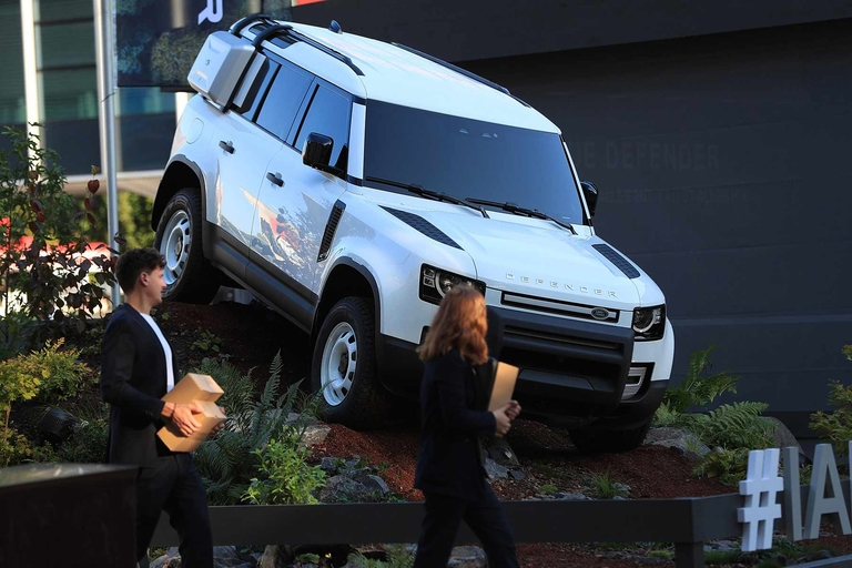 Land Rover Defender launch in U.S. could be delayed