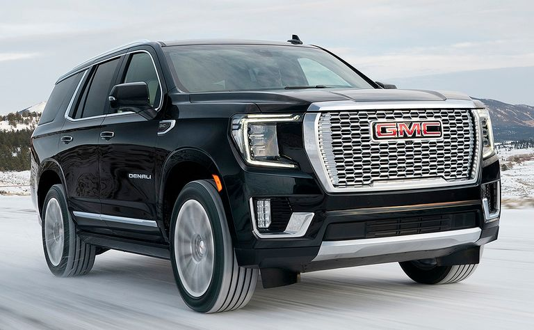 2021 GMC Yukon Denali: More Cadillac, less Chevy