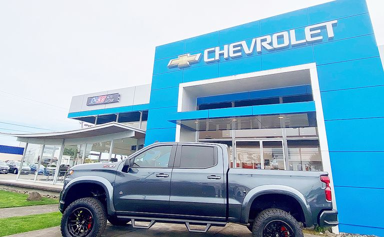 Dick's Auto Group of Oregon buys Chevy dealership