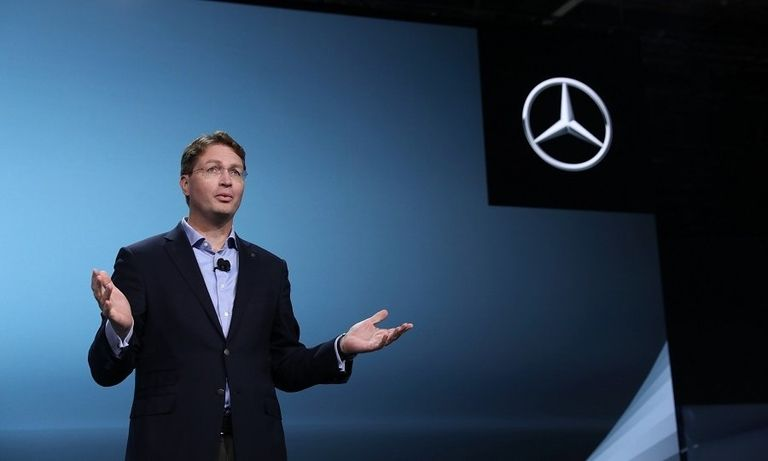 Daimler CEO Ola Kallenius