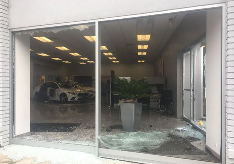 More than 20 U.S. dealerships damaged in wake of civil unrest