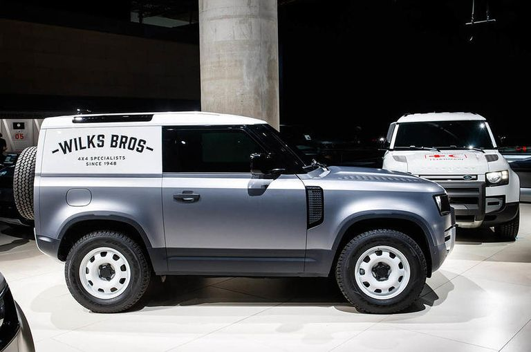 Land Rover Defender 90 launch delayed by COVID-19