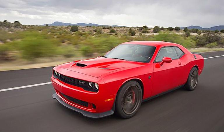 Dodge models top list of most-stolen vehicles