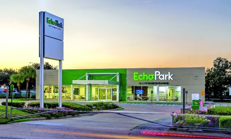 Sonic Automotive Inc. recently opened this EchoPark store in Houston, its second EchoPark store in the city and fifth in Texas.