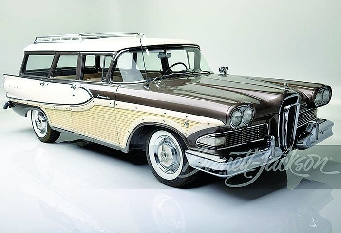 1958 Ford Edsel wagon