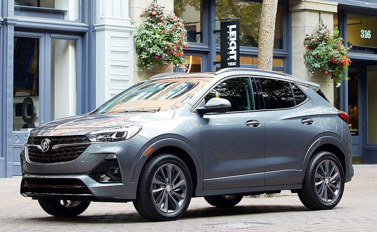 2020 Buick Encore GX: Built to zig, zag