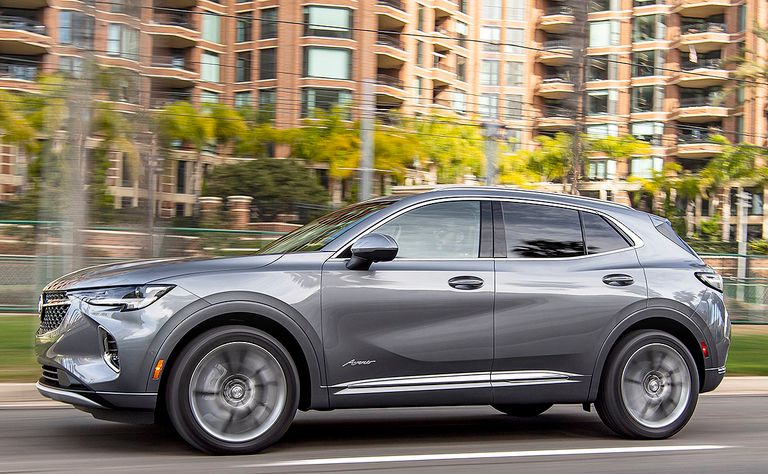 2021 Buick Envision: The 'Goldilocks' of crossovers