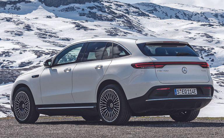 The German luxury leaders push into EV territory