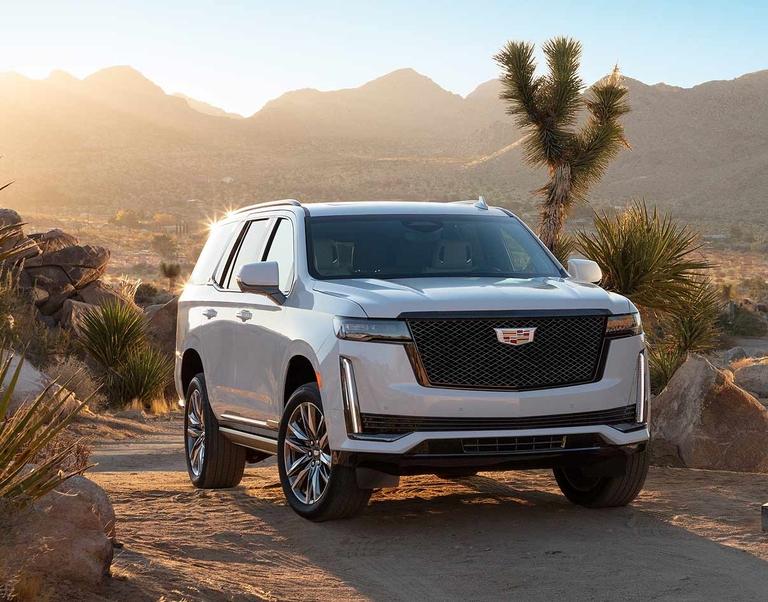 Cadillac's rebuilt Escalade gets high-tech fuel-saving system
