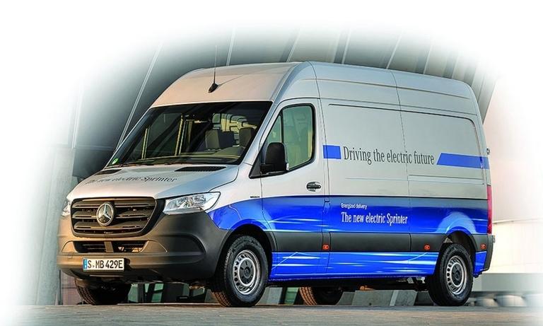 Daimler eSprinter