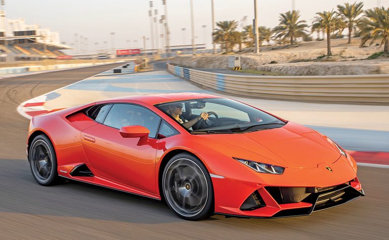 Hybrid Sian sets the tone for coming Lamborghinis