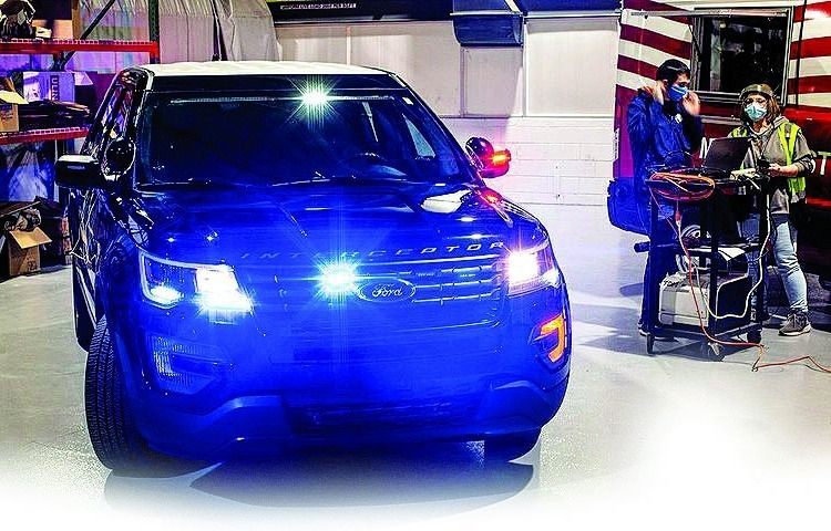Software uses the vehicle's powertrain and climate control systems to bake viruses.