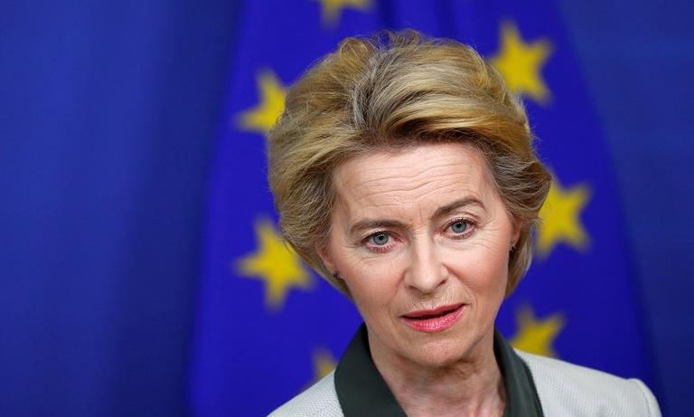 European Commission President Ursula von der Leyen rtrs web.jpg