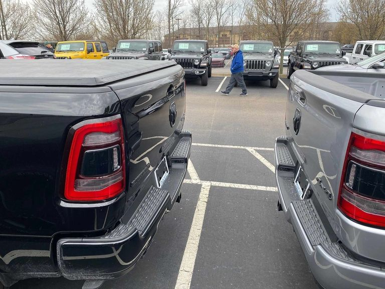 FCA: Jeep, Ram decline less than Dodge, Chrysler