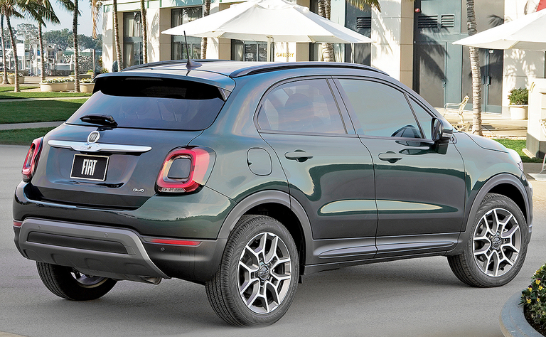 Fiat lineup shrinks to just 3 choices