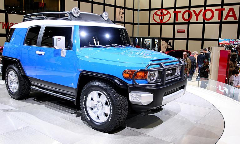 Did Toyota ax the FJ Cruiser too soon?