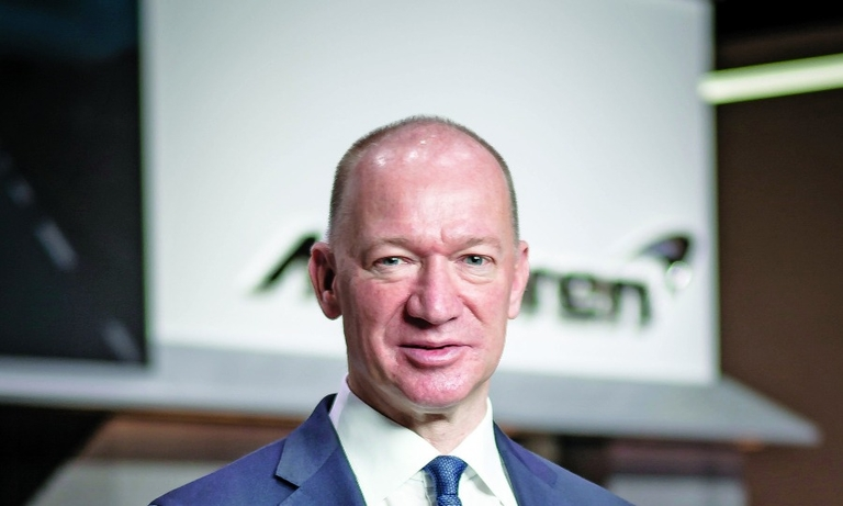MCLAREN'S MIKE FLEWITT: Brand awareness key to the future