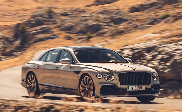 2020 Bentley Flying Spur: A great dance partner in opulent disguise