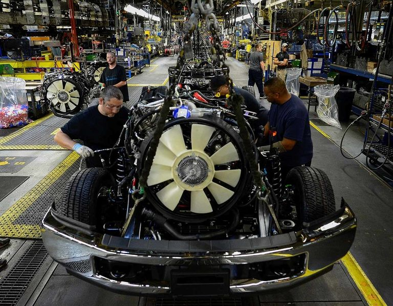Ford to restart most U.S. factories May 18