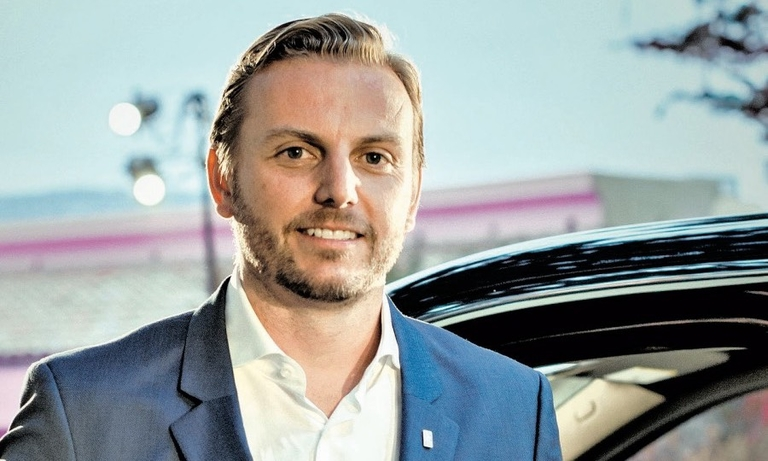ROLLS ROYCE'S MARTIN FRITSCHES: 'The Cullinan Effect' is a boost