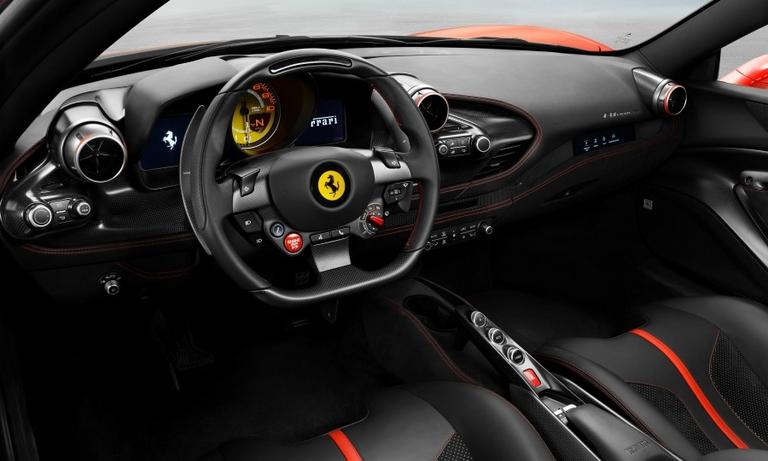 Ferrari says Q1 earnings rise 14%
