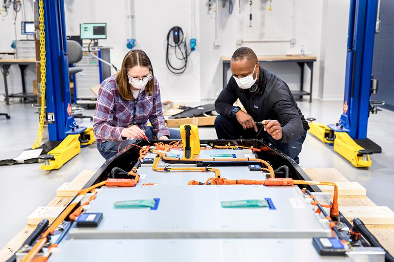 Ford battery testers
