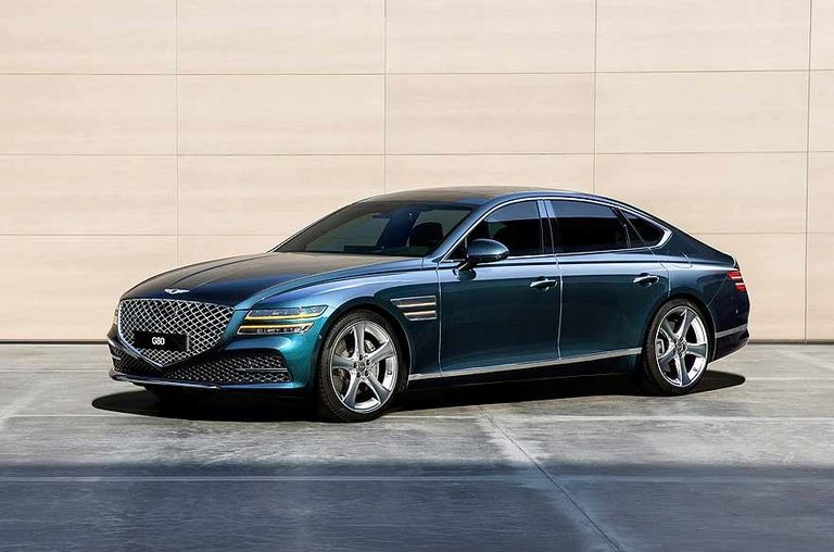 Next-gen Genesis G80 to start at $48,725