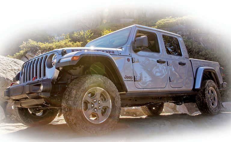 Jeep travels road to electrification
