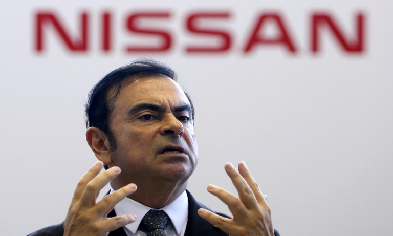 Nissan to be charged alongside Ghosn in unfolding scandal, report says