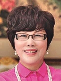 Meet Wanfeng's star power: Ailian Chen