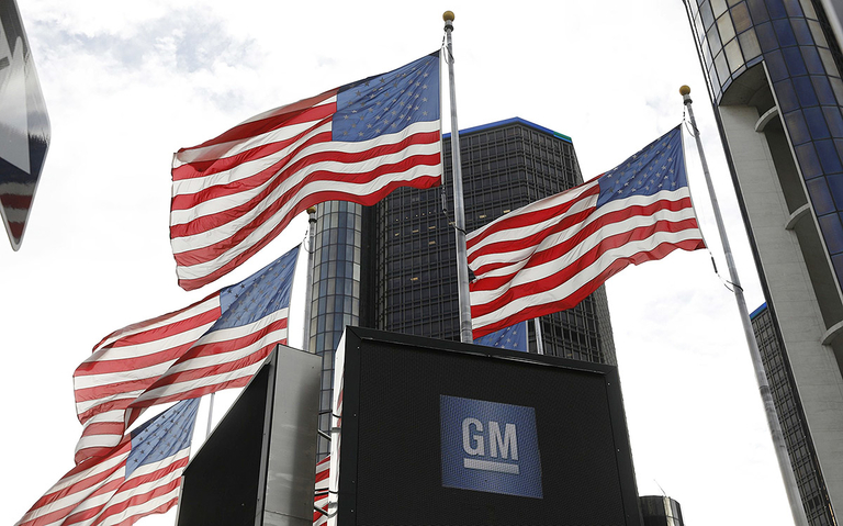 GM suit vs. FCA dismissed by U.S. judge