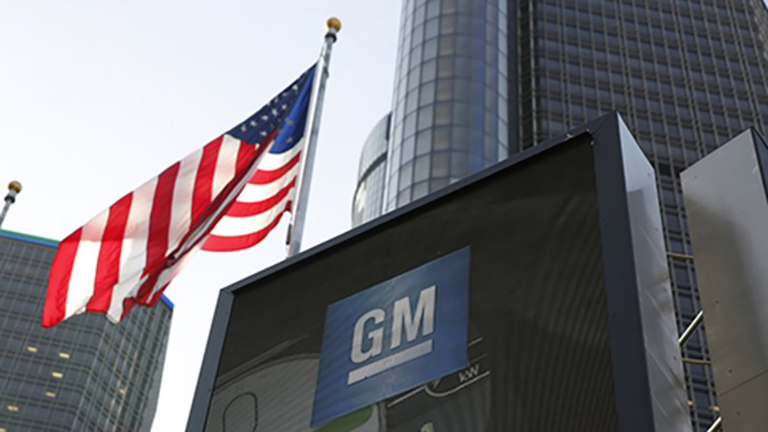 GM plans to seek banking charter for auto-lending business, report says