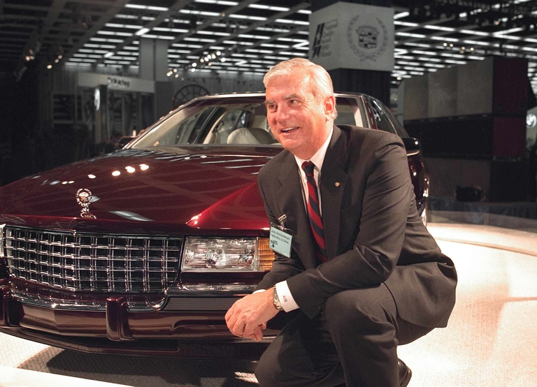 John Grettenberger, who retuned Cadillac in '80s, early '90s, dies