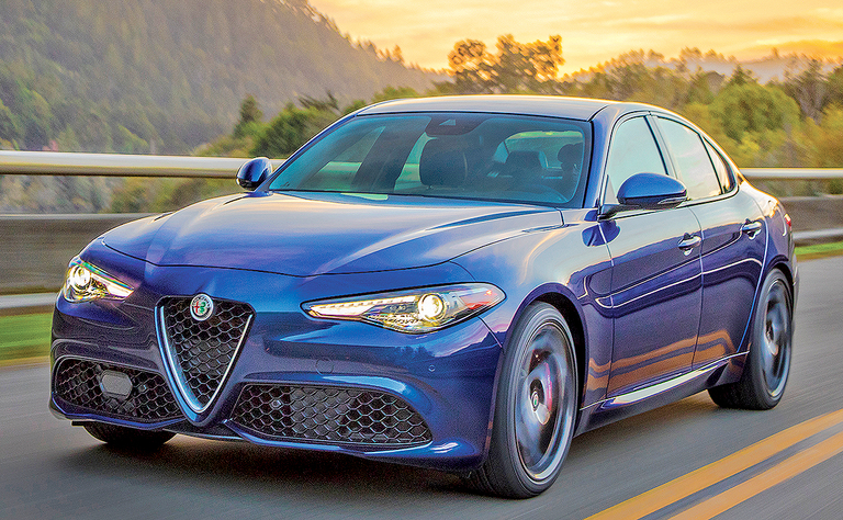 With crossovers possible, Alfa tries to find its footing