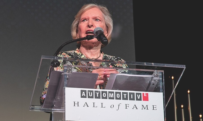 2019 Automotive Hall of Fame inductee: Janet Guthrie