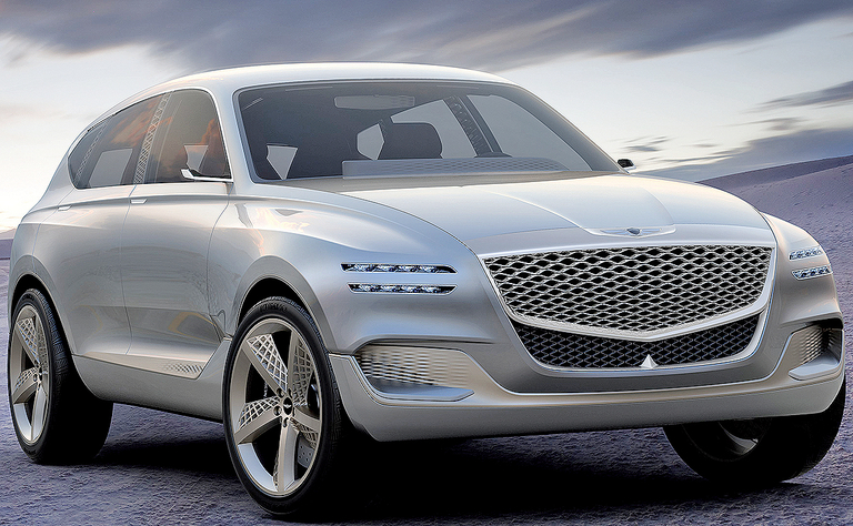Genesis crossovers will start arriving next year