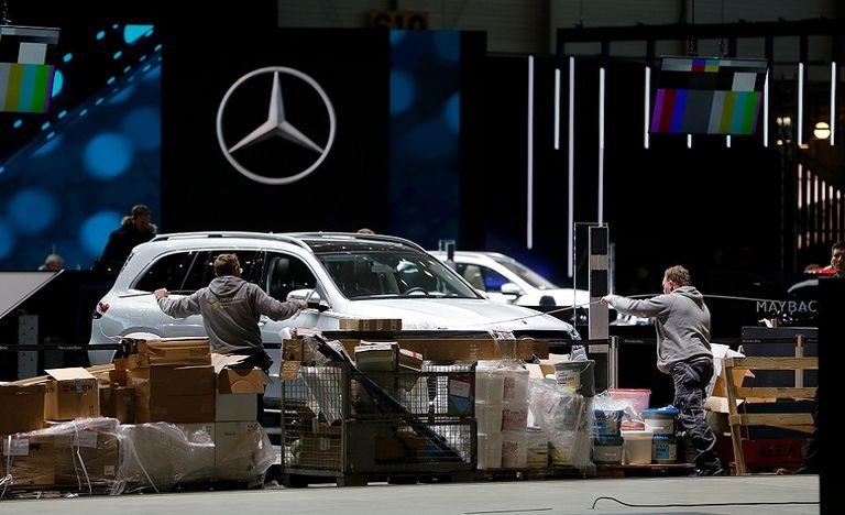 Geneva auto show 2020