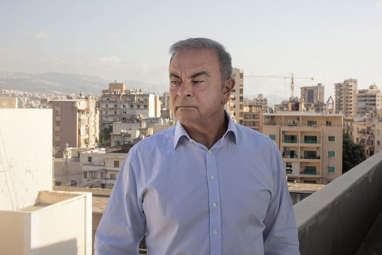 Carlos Ghosn in Lebanon