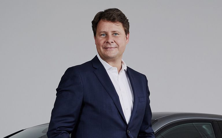 Volvo Car USA CEO Anders Gustafsson