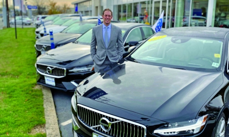 Matthew Haiken, former Volvo Retail Advisory Board chairman, said profit potential for dealers was a problem.
