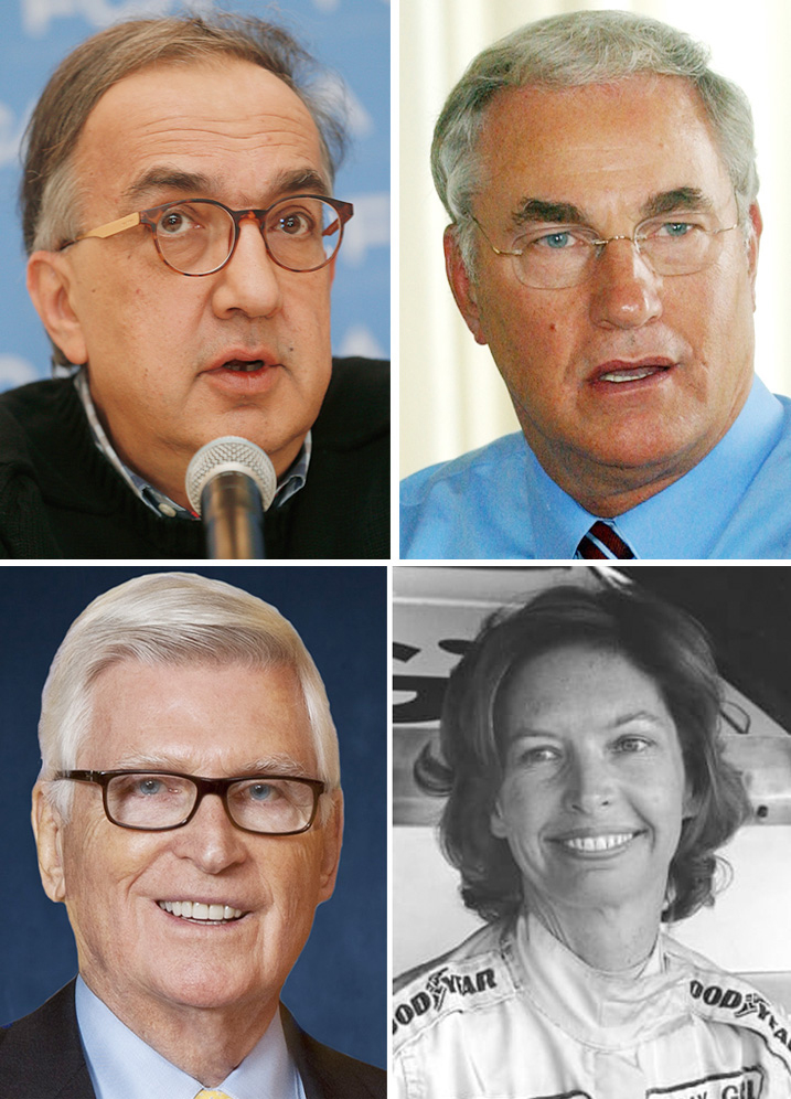 Marchionne, Dauch, father of F&I office to join Automotive Hall Fame